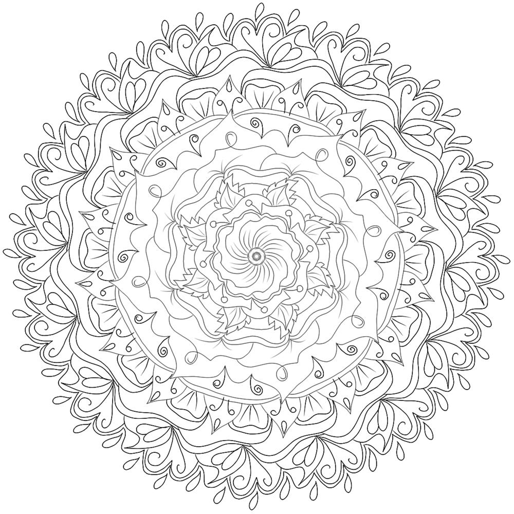 Krita Mandala 11