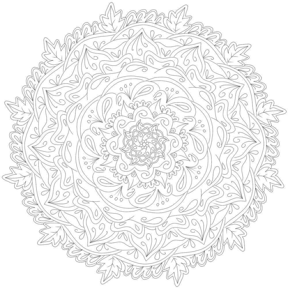 Krita Mandala 12