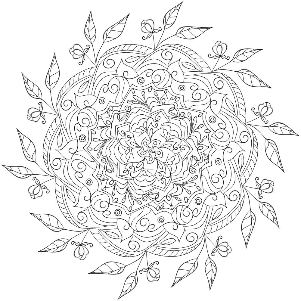 Krita Mandala 8