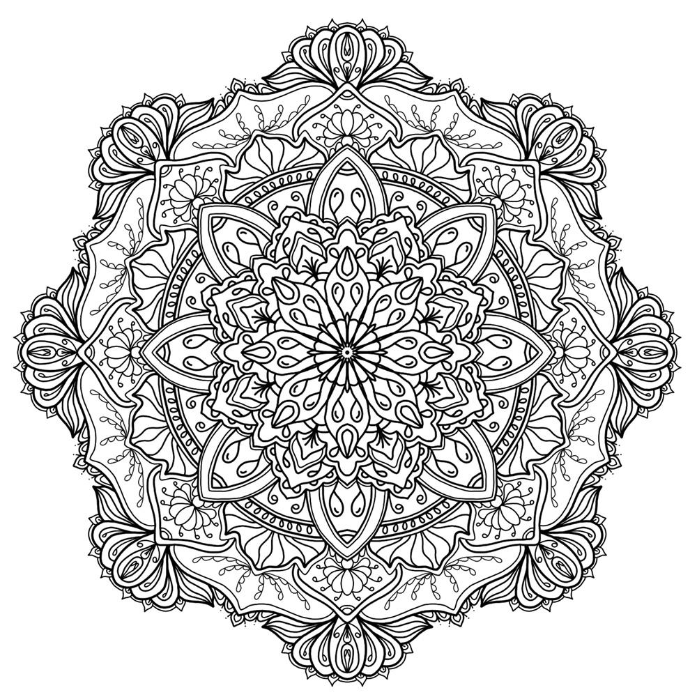 Krita Mandala 15