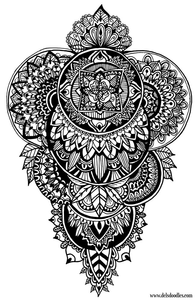 Disks doodle