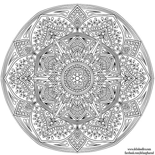 Krita Mandala 28