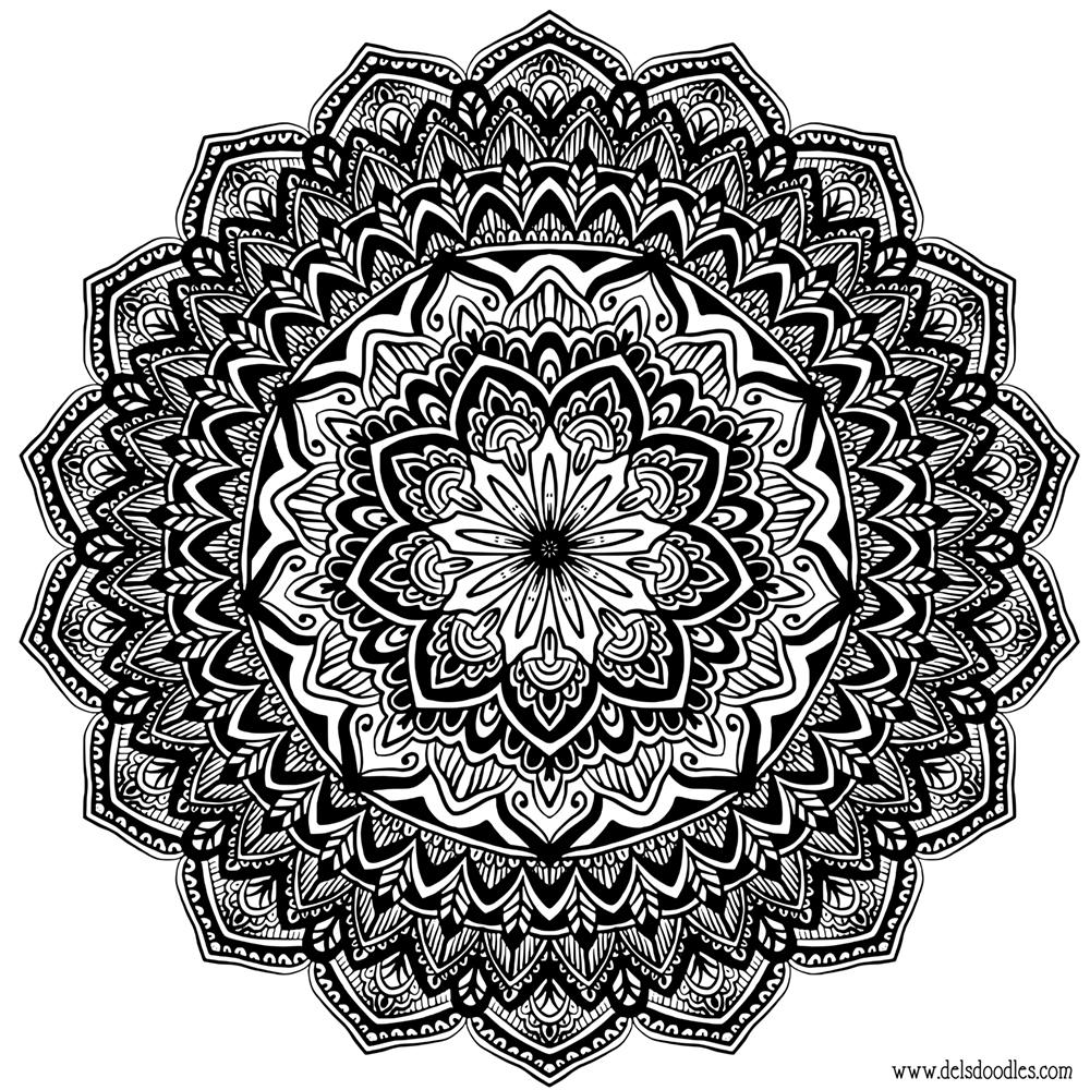 Krita Mandala 25b