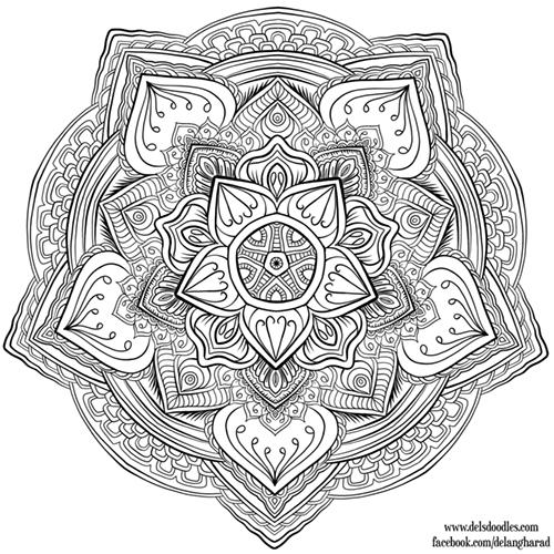 Krita Mandala 31